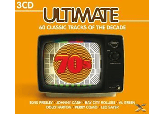 VARIOUS - Ultimate 70s - (CD)