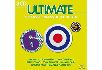 VARIOUS - Ultimate 60s [CD]