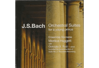 Ensemble Sonnerie - Bach Orchestral Suites - (CD)