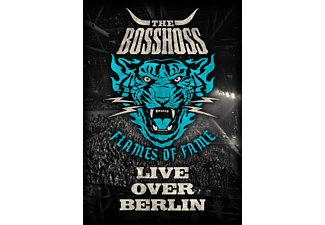 The Bosshoss - Flames Of Fame (Live Over Berlin) [Blu-ray]