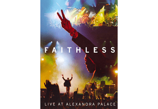 Faithless - Live At Alexandra Palace (DVD)