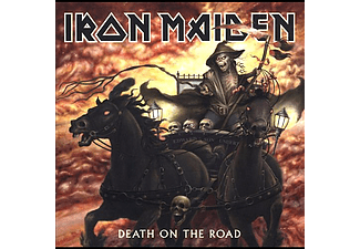 Iron Maiden - Death On The Road - Live In Dortmund 2003 - Limited Edition (Vinyl LP (nagylemez))