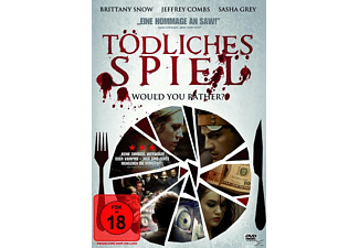 Tödliches Spiel - Would you rather? [DVD]
