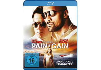 Pain & Gain - (Blu-ray)