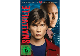 Smalville - Staffel 5 - (DVD)