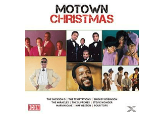VARIOUS - Icon: Motown Christmas - (CD)