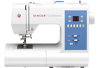 SINGER 7465, Computernähmaschine