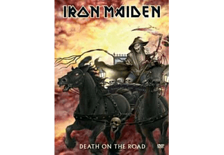 Iron Maiden - Death on the Road (DVD)