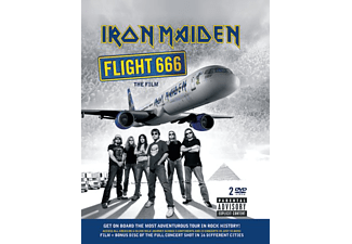 Iron Maiden - Flight 666 - The Film (DVD)