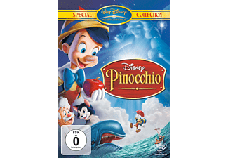 Pinocchio - Special Collection (Disney) Familie DVD