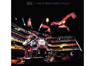 Muse - Live At Rome Olympic Stadium [CD + DVD Video]