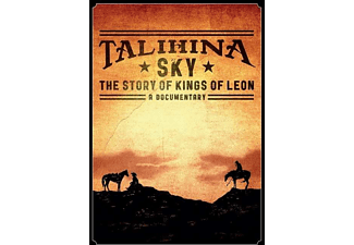 Kings of Leon - Talihina Sky - The Story Of Kings Of Leon (DVD)