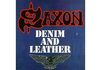 Saxon - Denim and Leather - 2009 Digital Remaster (CD)