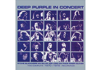 Deep Purple - Deep Purple In Concert 1970-1972 (CD)