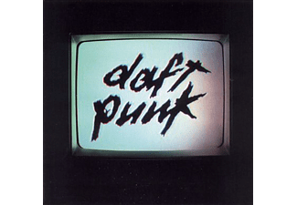 Daft Punk - Human After All (CD)