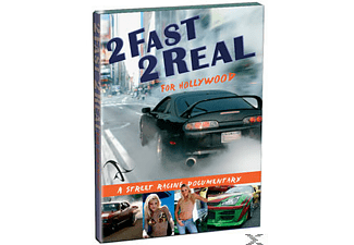 2 Fast 2 Real for Hollywood - (DVD)