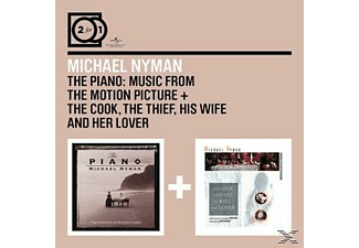 Michael Nyman - 2 For 1: The Piano: Music From The Motion Picutre / The Cook, The Thief, His Wife And Her Lover [CD]