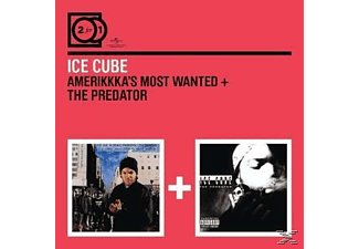 Ice Cube - 2 FOR 1: Amerikka's Most Wanted/The Predator [CD]