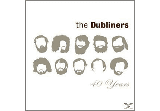 The Dubliners - 40 Years [CD]