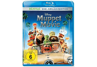 Muppet Movie [Blu-ray]