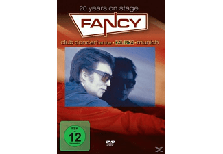 Fancy - 20 Years-The Fancy Club Concert [DVD]