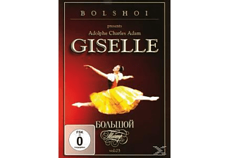 The Bolshoi Theatre Orchestra - Adam-Giselle [DVD]