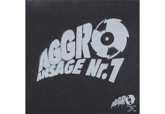 Various - Aggro Ansage Nr.1 EP [5 Zoll Single CD (2-Track)]