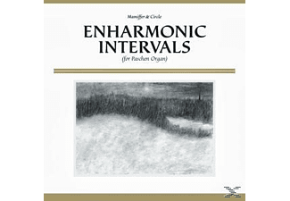 Mamiffer & Circle - ENHARMONIC INTERVALS (FOR PASCHEN ORGAN) - (CD)