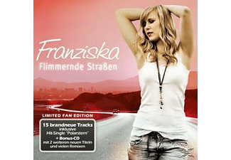 Franziska - Flimmernde Strassen (Limited Fan Edition) [CD]
