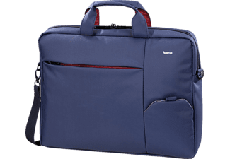 "HAMA Marseille Notebook Bag, display sizes up to 40 cm (15.6"") Blue - (00101096)"