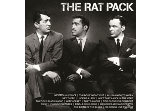The Rat Pack - Icon - (CD)