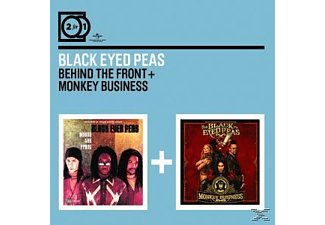 The Black Eyed Peas - 2 For 1: Behind The Front/Monkey Business [CD]