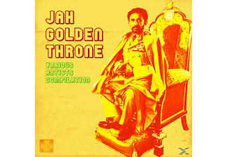 VARIOUS - Jah Golden Throne - (CD)