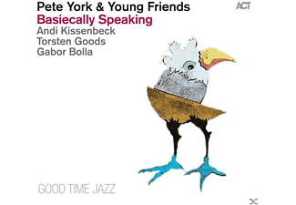 Pete & Young Friends York - Basiecally Speaking [CD]
