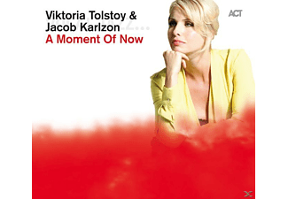 Viktoria Tolstoy;Jacob Karlzon - A Moment Of Now [CD]