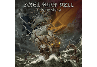 Axel Rudi Pell - Into The Storm - (CD)