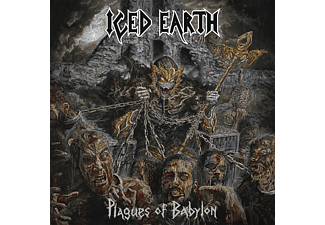 Iced Earth - Plagues Of Babylon (Ltd.Edt.) - (CD + DVD Audio)