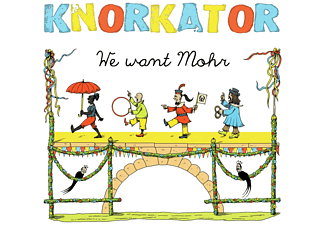 Knorkator - We Want Mohr/Luxus-Edition [CD + DVD Video]