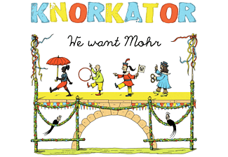 Knorkator - We Want Mohr/Luxus-Edition - (CD + DVD Video)