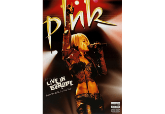 Pink - Pink - Live In Europe (DVD)