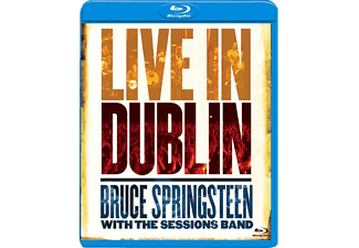 Bruce Springsteen - Live in Dublin (Blu-ray)