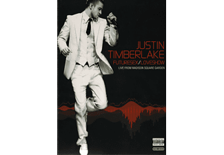 Justin Timberlake - Futuresex - Loveshow - Live From Madison Square Garden 2007 (DVD)