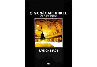 Simon & Garfunkel - Old Friends Live On Stage (DVD)
