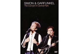 Simon and Garfunkel - The Concert in Central Park (DVD)