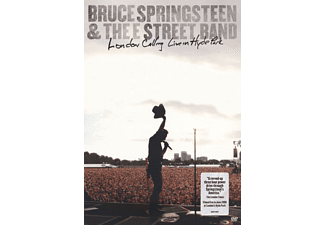 Bruce Springsteen - London Calling - Live In Hyde Park (DVD)