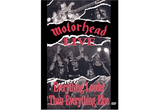 Motörhead - Motörhead Live - Everything Louder Than Everything Else (DVD)