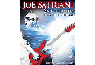 Joe Satriani - Satchurated - Live In Montreal (Blu-ray)