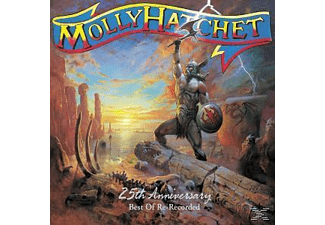 Molly Hatchet - 25th Anniversary - Best Of Re-Recorded [CD]