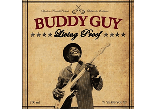 Buddy Guy - Living Proof (CD)