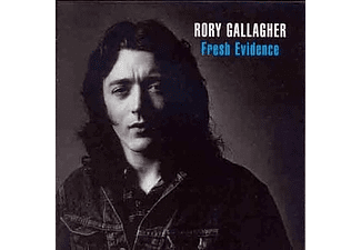 Rory Gallagher - Fresh Evidence (CD)